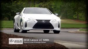 how much is the new lexus lc 500 the all new 2018 lexus lc 500 at lexus of richmond youtube