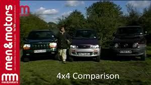 jeep daihatsu 4x4 comparison daihatsu terios jeep grand cherokee u0026 ssangyong