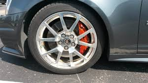 anybody have orange calipers on their thunder grey