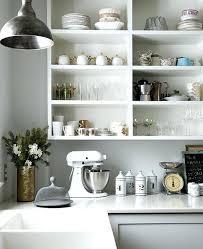 etagere pour cuisine etagere cuisine design cuisine a lambiance ractro etagere murale