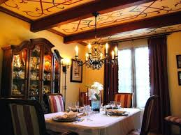 dining room spanish style cool dining room in with pic of luxury