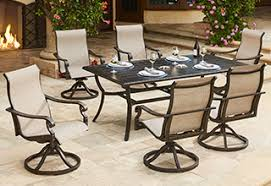 Backyard Collections Patio Furniture by Patio Furniture Collections Costco