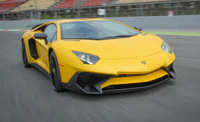 first lamborghini 2016 lamborghini aventador lp750 4 sv first drive u2013 review u2013 car