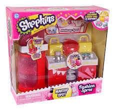 amazon com shopkins make up spot mid price playset toys u0026 games