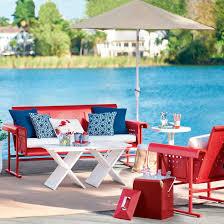 Asheville Patio Furniture by Retro Outdoor Furniture Collection Grandin Road