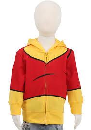 toddler winnie the pooh i am winnie costume hoodie