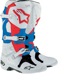 motocross boots ebay alpinestars tech 10 offroad motocross boots all sizes all colors