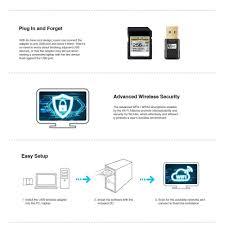 amazon com mailiya ac600mbps wireless adapter mini usb wifi