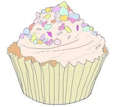 dee u0027s designs sketch cupcake