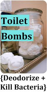 Bathtub Cleaning Tricks Diy Toilet Cleaning Bombs Deodorize U0026 Kill Bacteria Just Drop