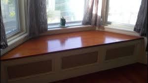 window seat ikea bay window storage ikea youtube