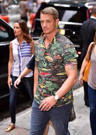 how 15 stylish famous guys wear summer u0027s must have shirt photos gq