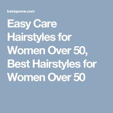 easy care short hairstyles for women over 50 easy care hairstyles for women over 50 best hairstyles for women
