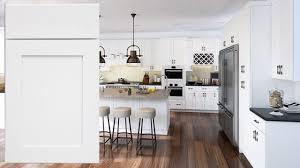 jsi designer essex white shaker assembled kitchen cabinets cute