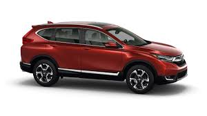 2017 honda cr v red front right photos first pictures 2017