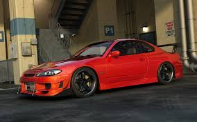 red nissan red nissan silvia wallpaper 1680x1050 17821