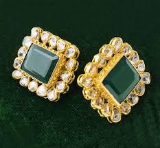 pachi work earrings buy diamond rings diamond earrings gold diamond jewellery