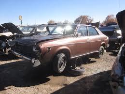 subaru leone hatchback junkyard find 1979 subaru gl sedan the truth about cars