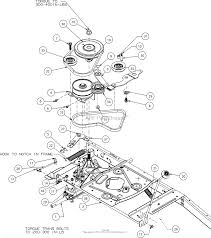 troy bilt tb30r 13cc26jd011 2016 parts diagram for manual pto