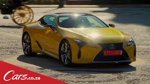 lexus v8 engine for sale jhb new lexus lc500 driven on road and track youtube