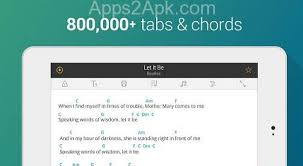 ultimate guitar tabs apk ultimate guitar tabs chords v4 8 4 and v3 7 0 apk