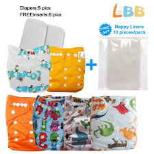 halloween cloth diapers amazon com reusable baby cloth pocket diapers 6 pcs 6 inserts