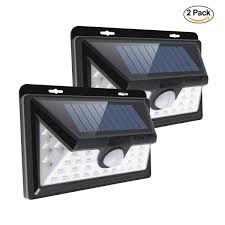 outdoor security motion lights solar sensor lights outdoor solar motion light with wide angle