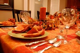 setting a table for thanksgiving amazing 15 stylish thanksgiving