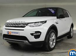 white land rover discovery 2017 used land rover discovery sport white for sale motors co uk