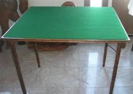 fold away card table antique wood folding card table pat 1888 oak with wool felt top