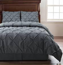 Grey Down Comforter Bedroom Simple Grey Comforter Set