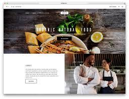 2017 Design Colors 30 Best Wordpress Restaurant Themes 2017 Colorlib