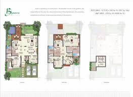 saratoga springs treehouse villa floor plan villas floor plans pacifica aurum villas in padur chennai price