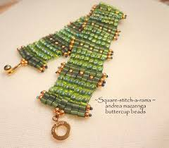 Online Jewelry Making Classes - 37 best jewelry square stitch images on pinterest beads beading