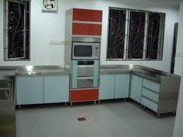 kitchen steel cabinets kitchen cabinets manufacturer malaysia stainless steel utensil