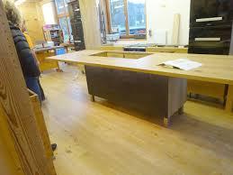 Esszimmerst Le Yellow Heim Und Handwerk Mit Moderner Massivholzküche Die Möbelmacher