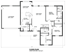 home floor designs bungalow home plans and designs