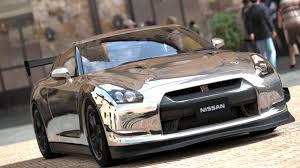 nissan chrome crome plating chrome cars