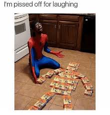 Pissed Off Meme - i m pissed off for laughing meme on esmemes com