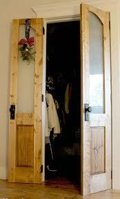 Craftsman Closet Doors 18 Closet Door Makeovers That Ll Give You Closet Envy