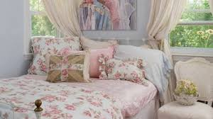 best sweet shabby chic bedroom decor ideas on budget youtube