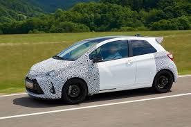 toyota yaris or ford toyota yaris grmn prototype review can it rival the ford