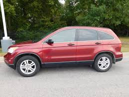 2010 used honda cr v 4wd 5dr ex at honda of fayetteville serving