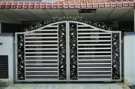 Main Gate Design For Home Steel Main Gate Design
