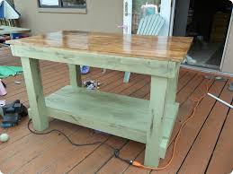 Build Your Own Kitchen Table by Diy Kitchen Table Ala Pinterest 2 Boys 1 U003d One Crazy Mom