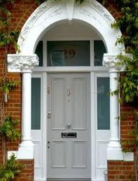 transfer film door number for transom over front door exteriors