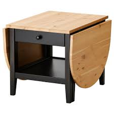 Small Folding Table Ikea Awesome Small Bedside Table Ideas Photo With Breathtaking Folding