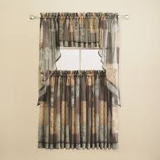 Modern Kitchen Valance Curtains by Valance Curtains For Kitchen Inspirations With Ideas Offers