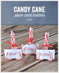 candy cane place card holders vicky barone