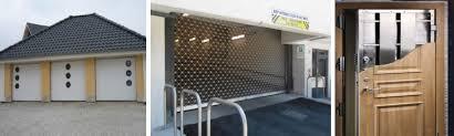 Security Garage Door by Residential Lbs Group